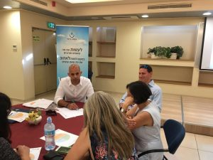 סדנת ביטוח - מפגש על ביטוח
