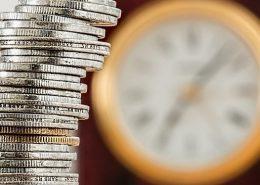 פנסיה לעצמאים - זמן וכסף